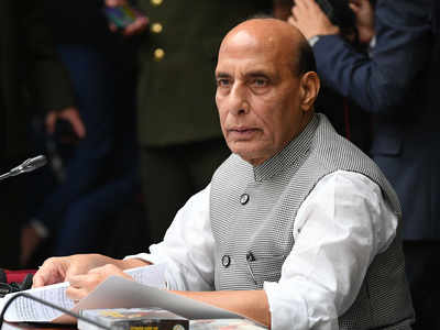 Rajnath Singh says India will not