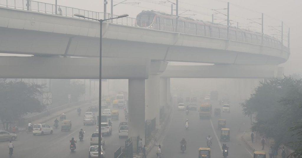 Delhi weather updates