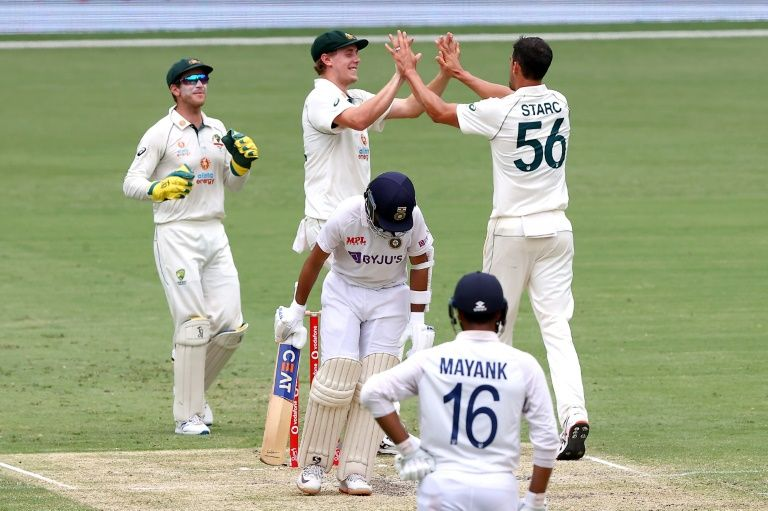 AUS vs IND 4th Test
