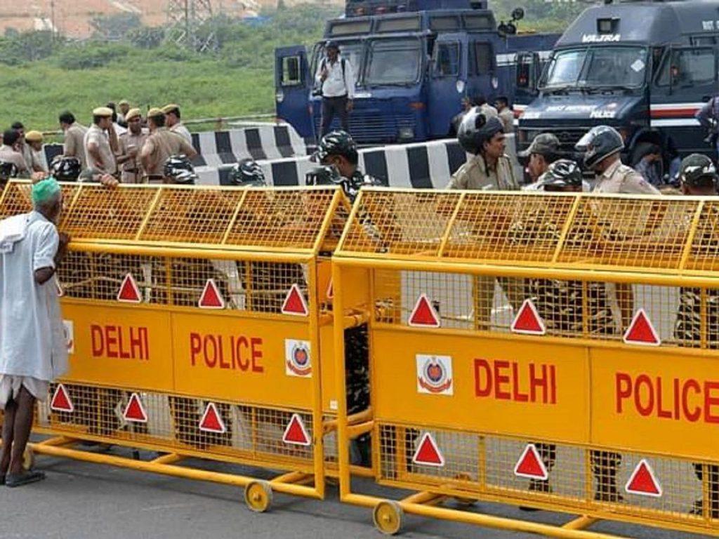 Delhi police to meet farmers