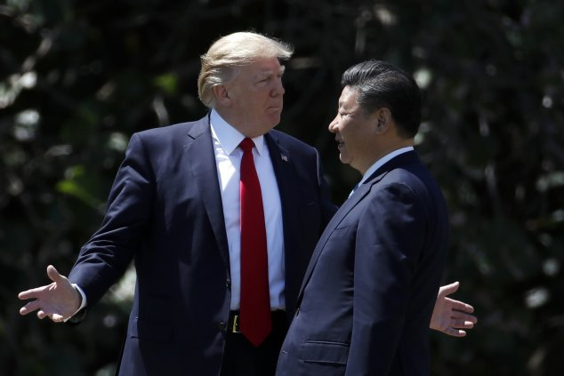 China sanctions 28 Americans