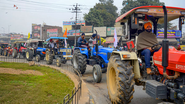 Punjab farmer writes letter