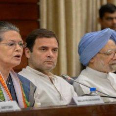 Sonia gandhi to hold meeting