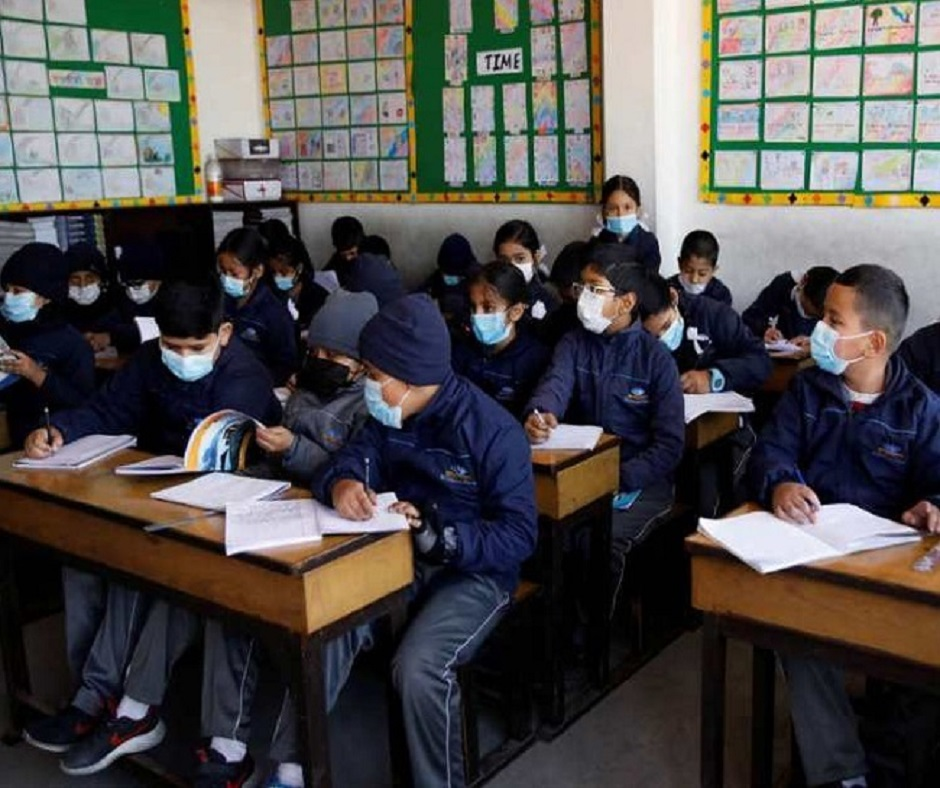 Delhi government allows schools to reopen