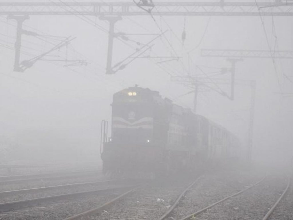 North India under grip of cold wave
