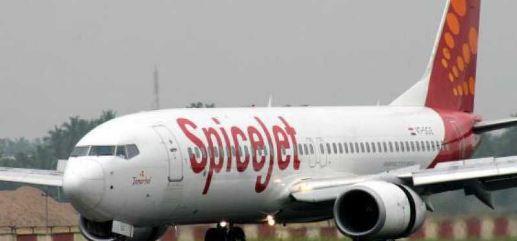 SpiceJet plane emergency landing