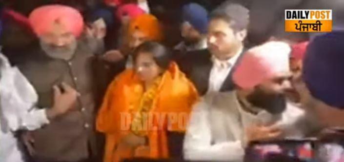 Nodeep kaur said after release