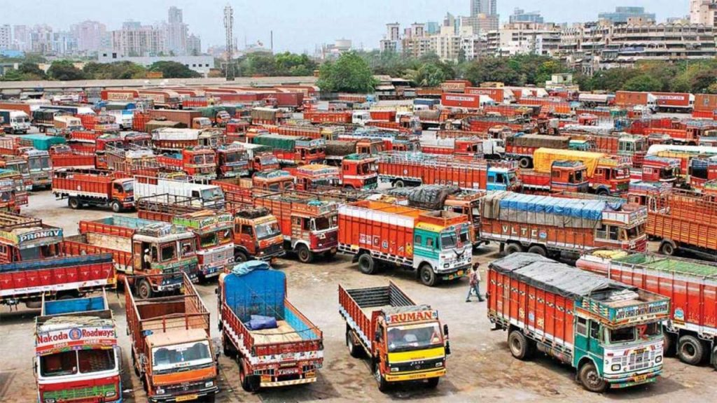 Bharat bandh traders transporters