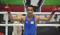 Deepak kumar upstages world champion zoirov