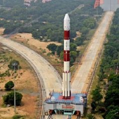 Pslv c51 amazonia 1 missions countdown