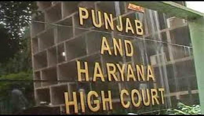 Punjab and Haryana High Court will hold