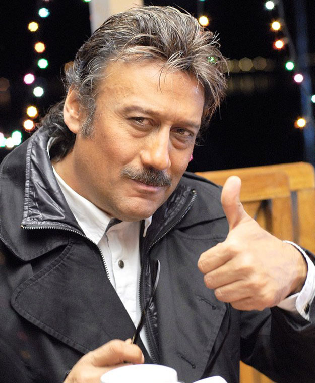Bollywood Actor Jackie Shroff