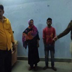 Hajipur lover became kidnapper