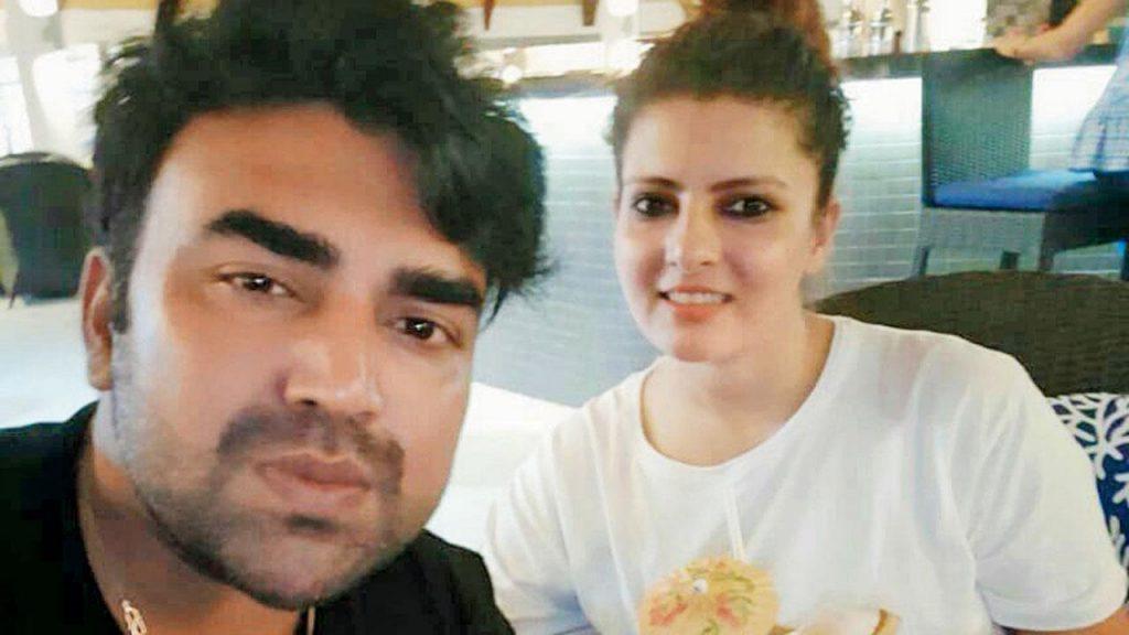 Sandeep Nahar suicide case