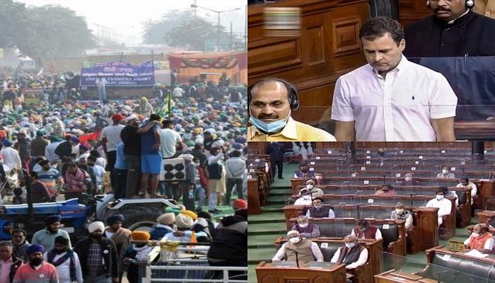 Rahul gandhi adresses rally