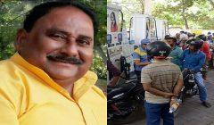 Bihar Tourism Minister Narayan Prasad