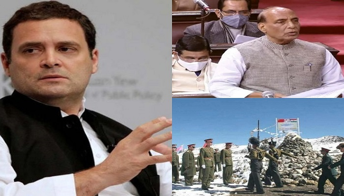 Rahul gandhi attacks on