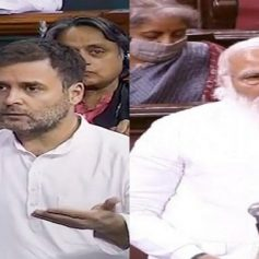 Rahul gandhi taunts modi government