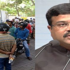 Petroleum minister dharmendra pradhan