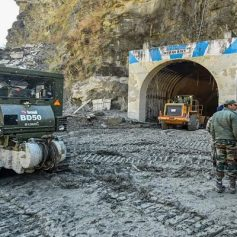 Tapovan tunnel rescue operation