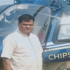 Farmer buy a helicopter