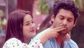 Shahnaz Gill and Siddharth Shukla