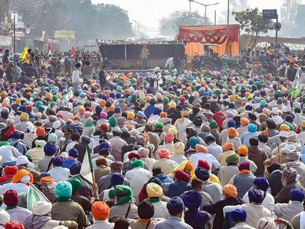 Sanyukta Kisan Morcha Calls Meeting