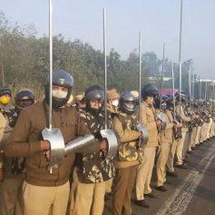 Steel Rods Delhi Police