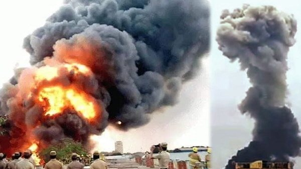 Gujarat bharuch blast