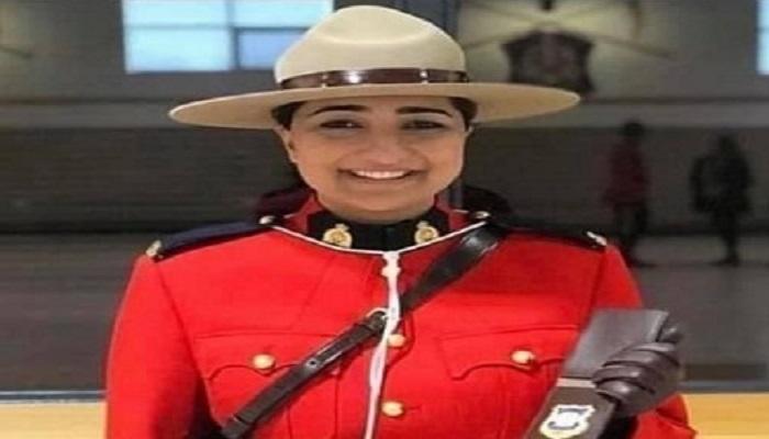 Richmond Punjabi origin female officer