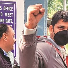 Rohini court granted bail to