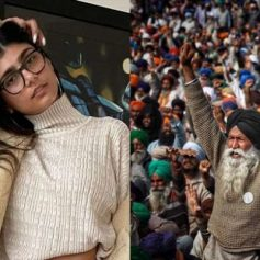 Mia khalifa tweet on farmer protest