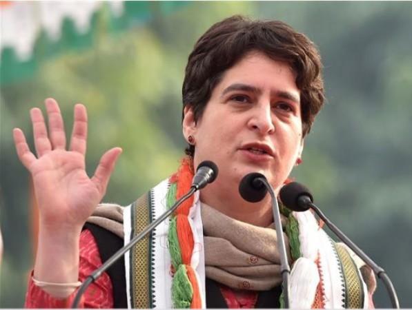 Priyanka Gandhi to address Kisan Panchayat