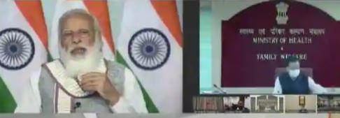 PM addresses health webinar