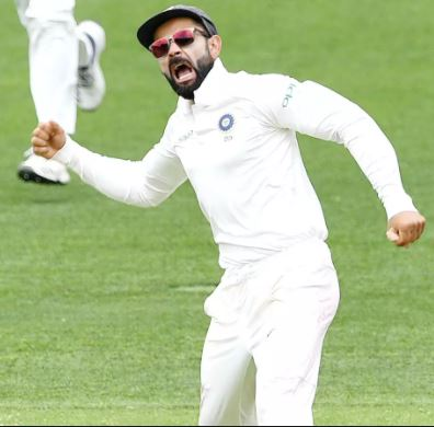 Virat Kohli on the cusp