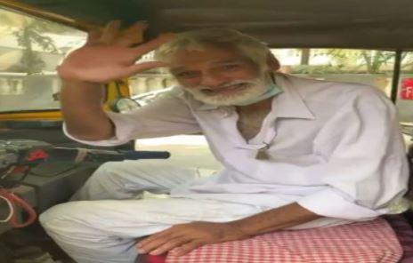 Mumbai auto driver sold his house