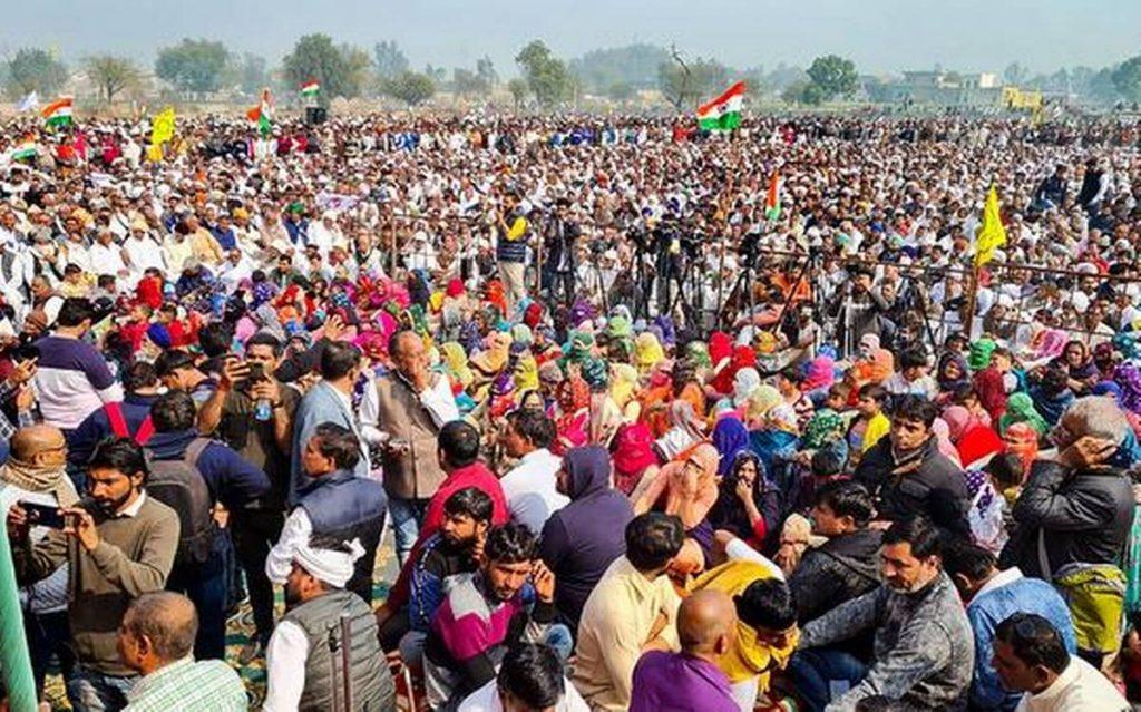 Farmers to Hold Mahapanchayat