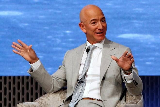 Jeff Bezos becomes world richest man