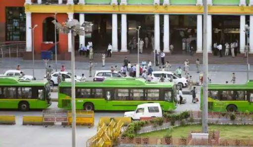 Delhi govt orders DTC