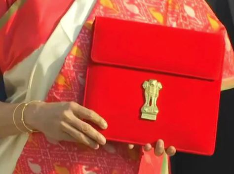 First part of Union Budget