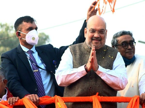 Amit Shah on two day tour