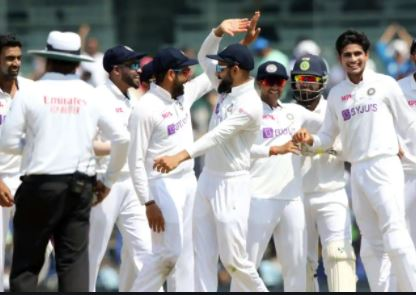 India vs England 3rd test match