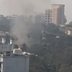 Mumbai cylinder blast