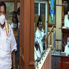 Puducherry speaker announces