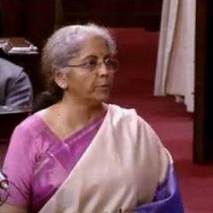 Sitharaman to congress