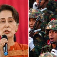 Myanmar military coup state emergency