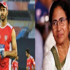 Cricketer manoj tiwari joins tmc