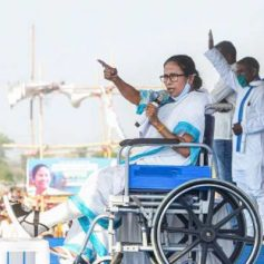 Mamata banerjee says during election
