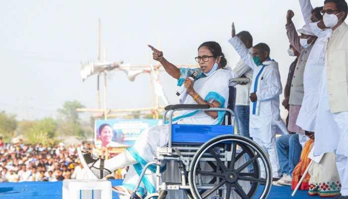 Mamta spoke in Bankura