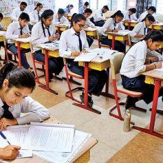 Cbse board exam datesheet